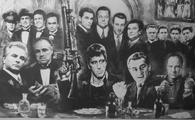 The Mafiosa Men